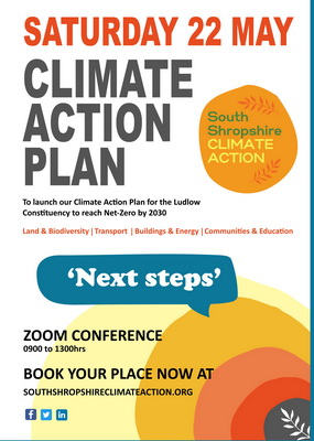 Shropshire Climate Action Plan launch