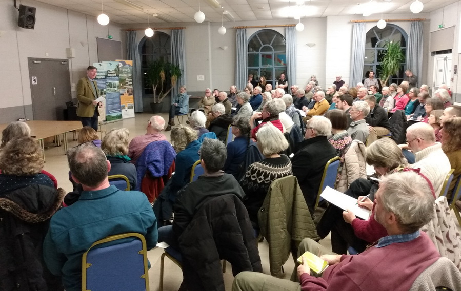 Environment and Climate Emergency Event for community groups 27 Feb 2020