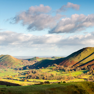 why the Shropshire Hills are designated